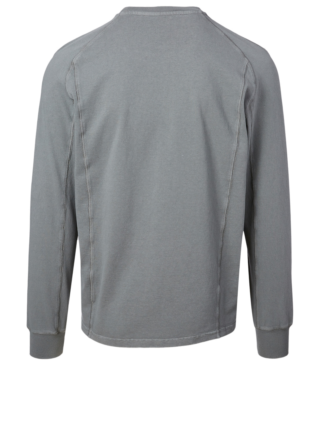 1017 ALYX 9SM Cotton Sweatshirt With Pocket Men's Grey