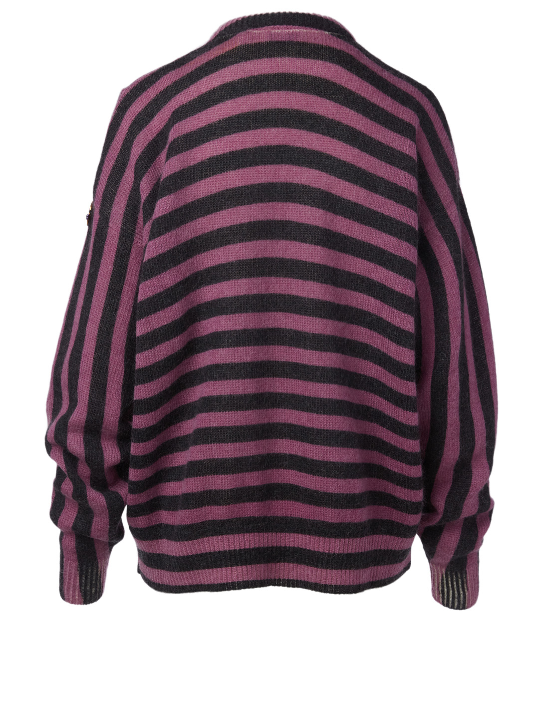MONCLER GENIUS 8 Moncler Palm Angels Striped Mohair Sweater Men's Multi