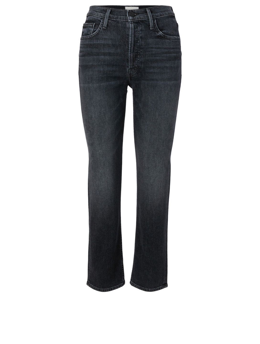 MOTHER Tomcat Ankle Jeans Women's Grey