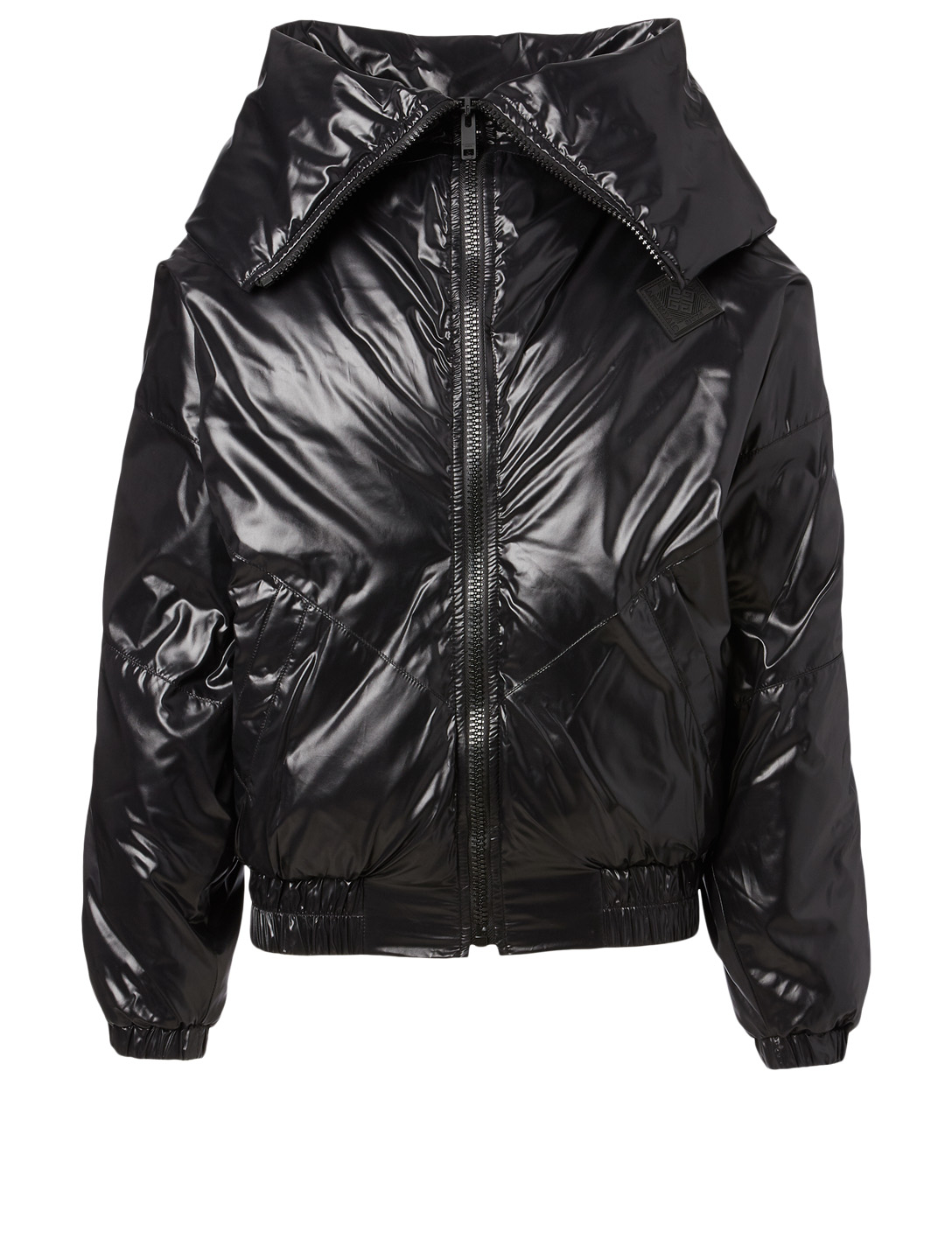 GIVENCHY Logo Puffer Jacket Women's Black