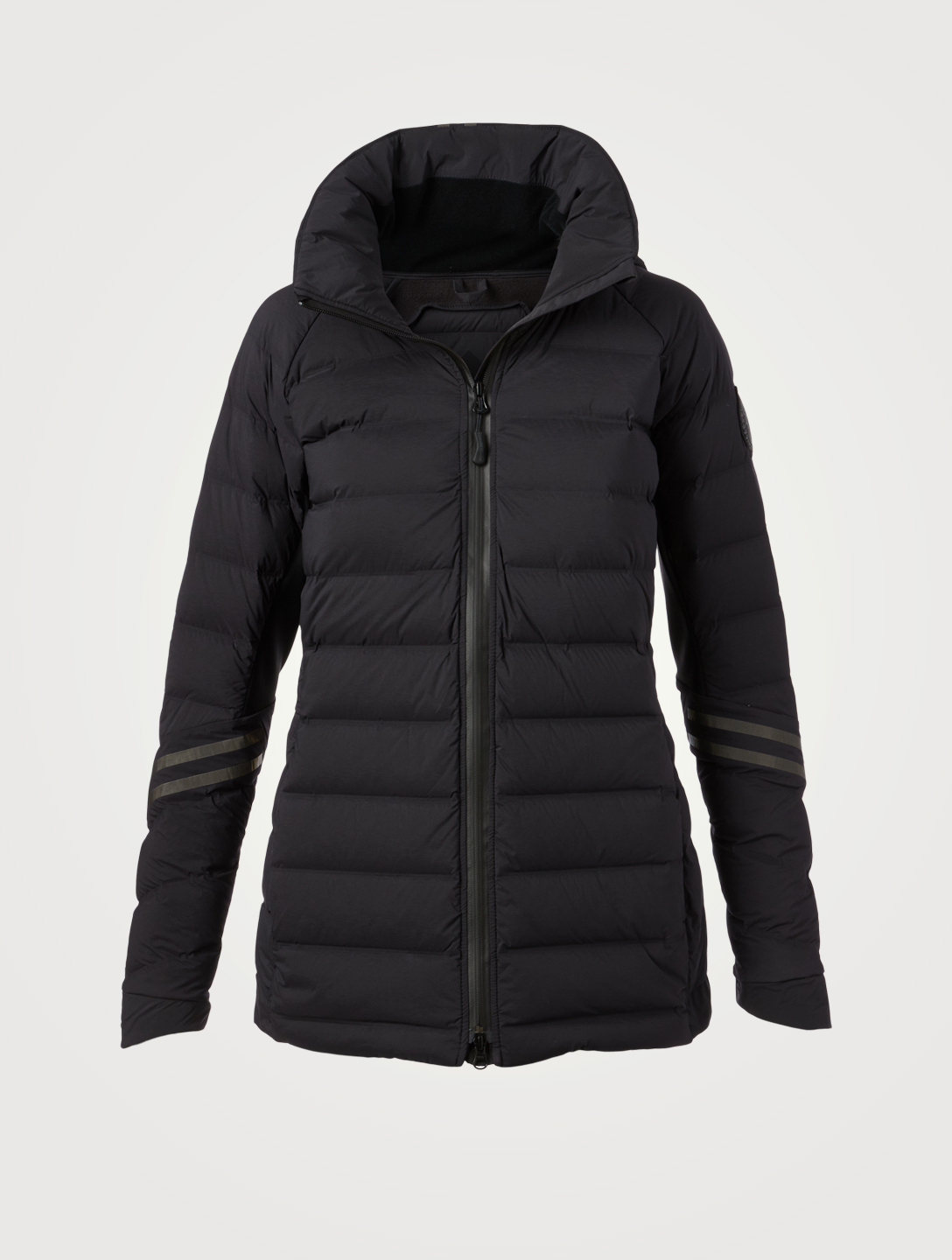 CANADA GOOSE Hybridge CW Black Label Jacket Women's Black