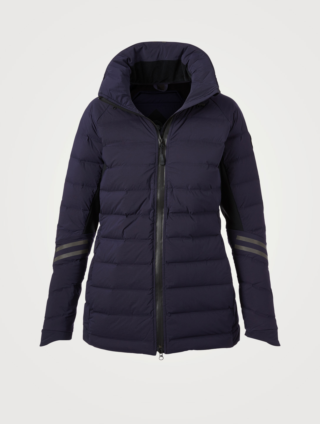CANADA GOOSE Hybridge CW Black Label Jacket Women's Blue