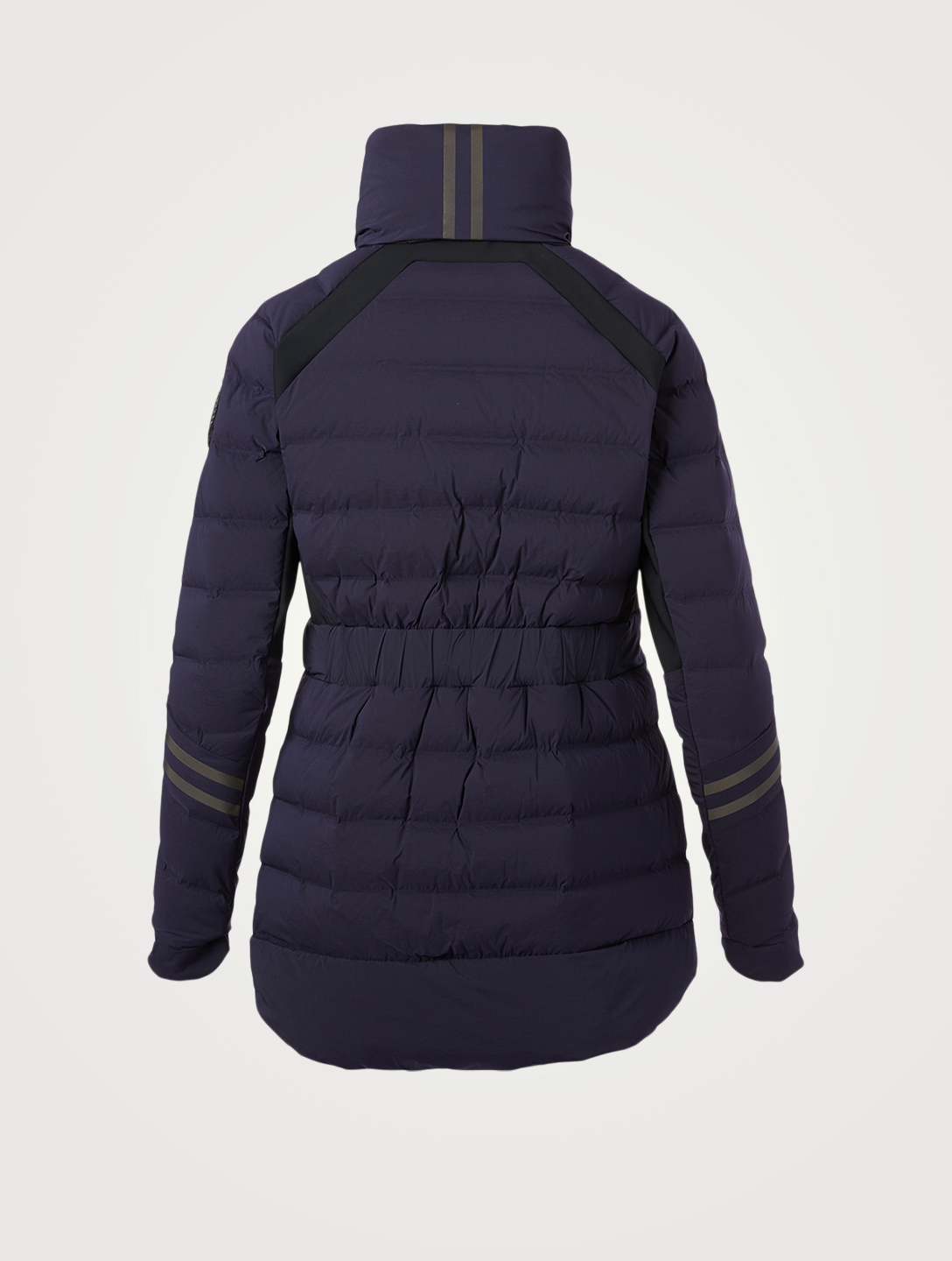 CANADA GOOSE Meanteau Hybridge CW Black Label Femmes Bleu