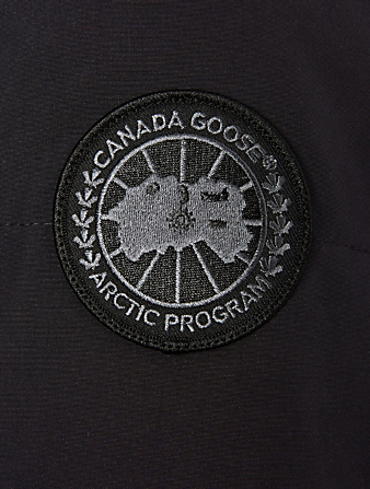 CANADA GOOSE Bennet Black Label Down Parka Women's Blue