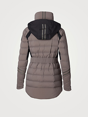 CANADA GOOSE Hybridge CW Black Label Jacket Women's Grey