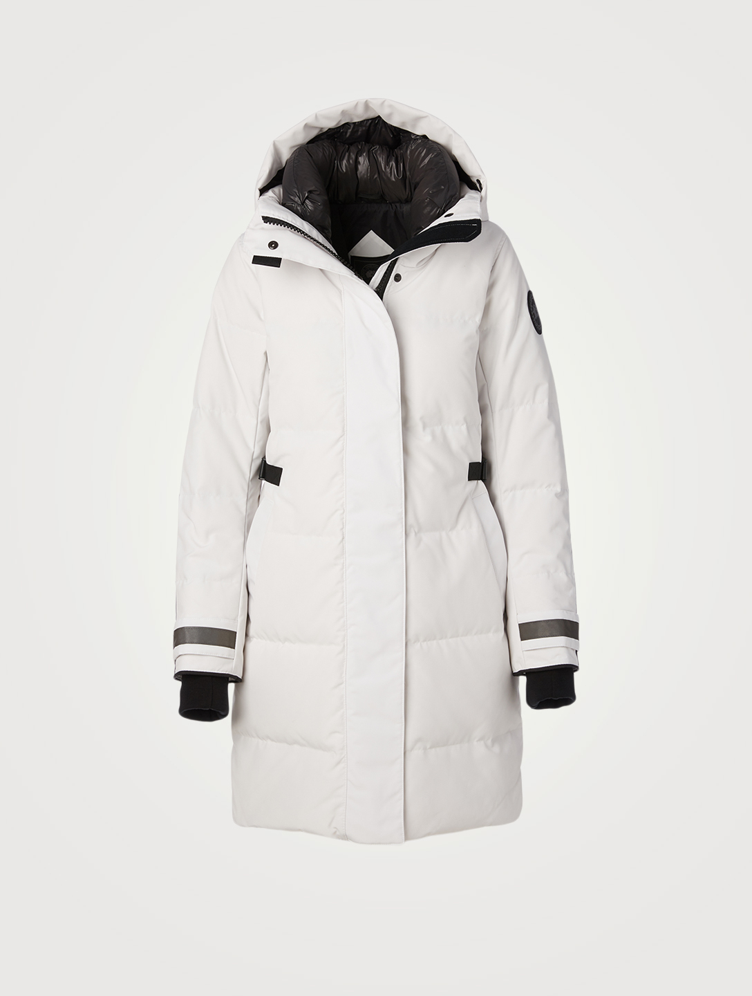 CANADA GOOSE Bennet Black Label Down Parka Women's White