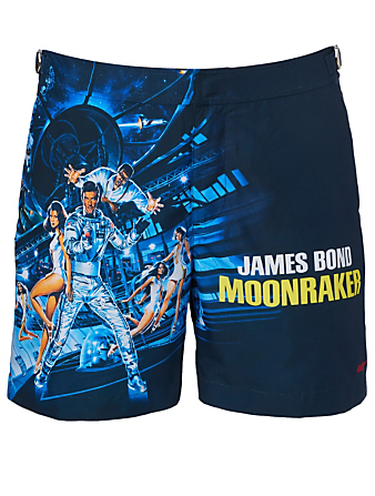 ORLEBAR BROWN Short de bain mi-long 007 Bulldog Moonraker Hommes