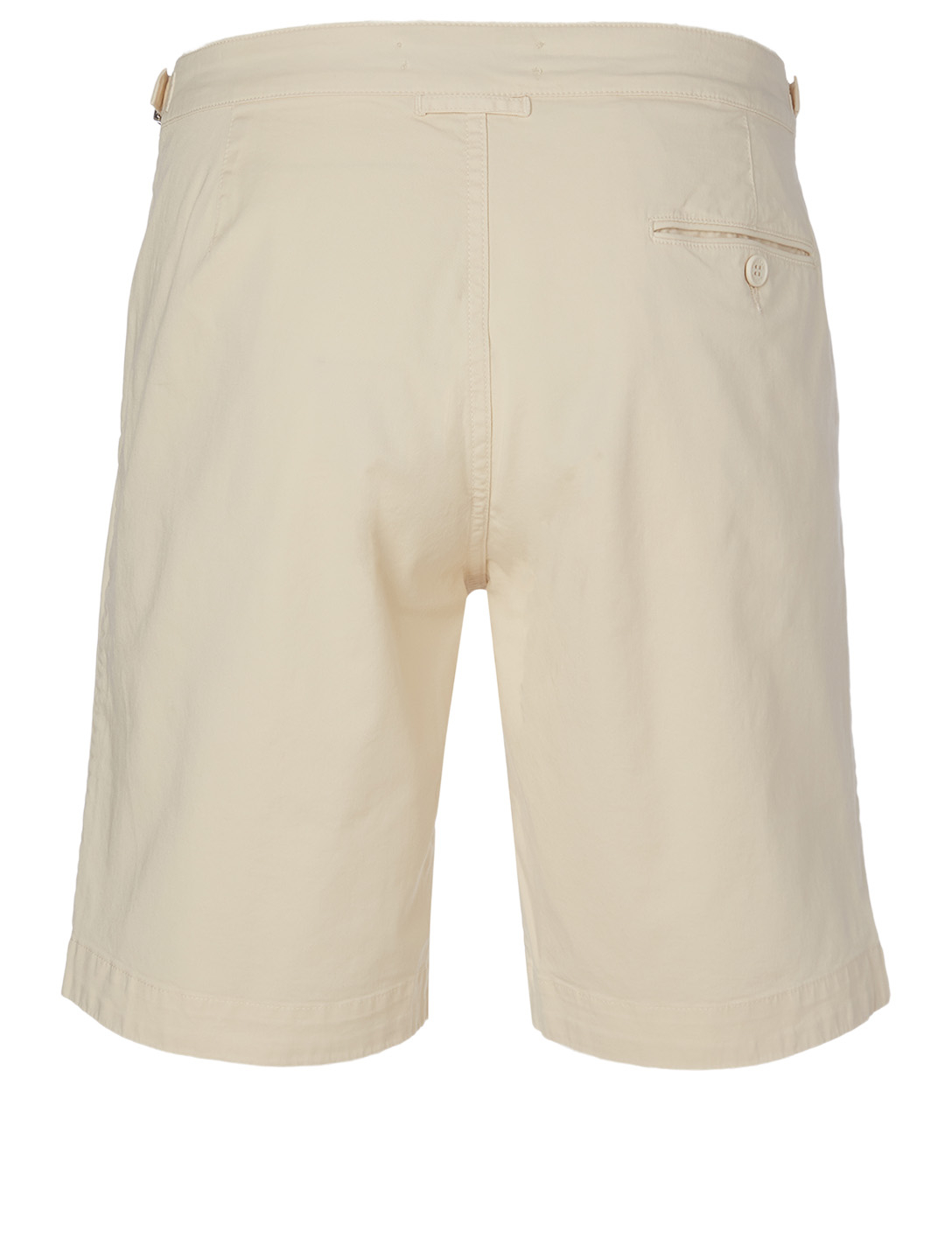 ORLEBAR BROWN Dane II Cotton Twill Longest Length Shorts Men's Brown