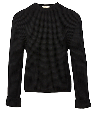 09bb17347 BOTTEGA VENETA. Cashmere and Cotton Sweater