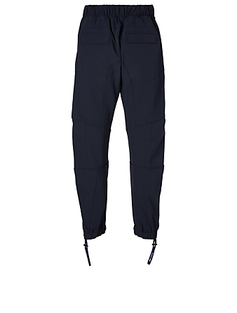 BOTTEGA VENETA Cotton Cargo Pants Men's Blue
