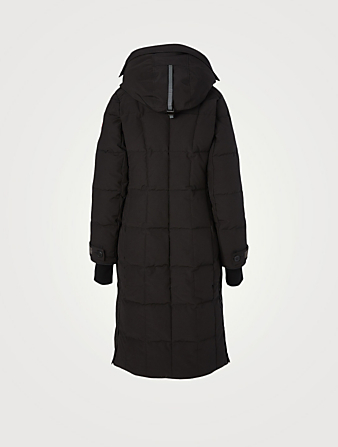 CANADA GOOSE Elmwood Down Parka Women's Black