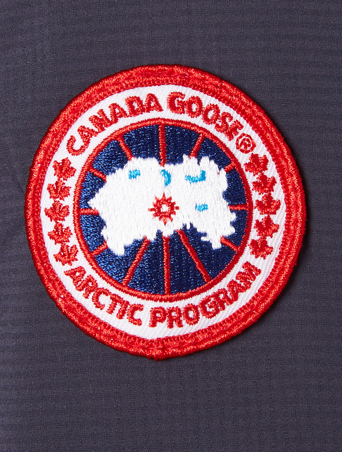 CANADA GOOSE Camp Hoody Down Jacket Women's Blue