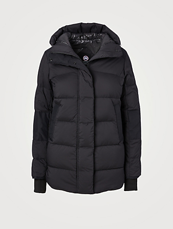 CANADA GOOSE Alliston Down Jacket Women's Black