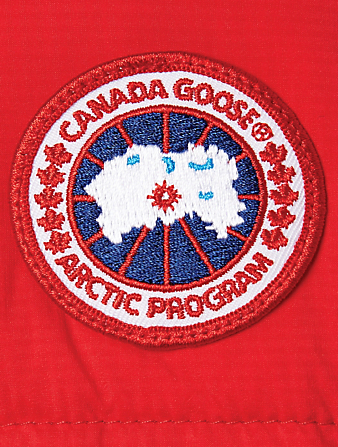 CANADA GOOSE Alliston Down Jacket Women's Red