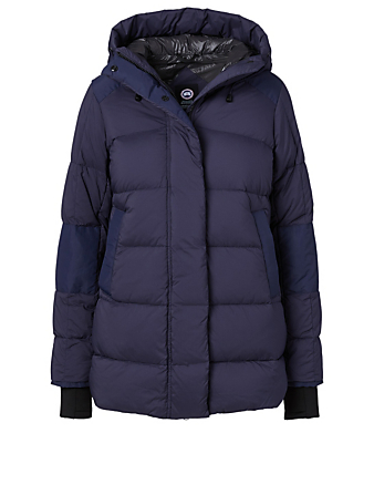 CANADA GOOSE Alliston Down Jacket Women's Blue