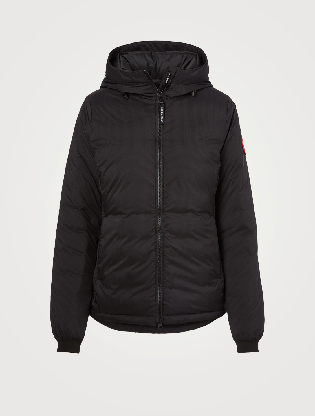 CANADA GOOSE Camp Hoody Down Jacket Women's Black