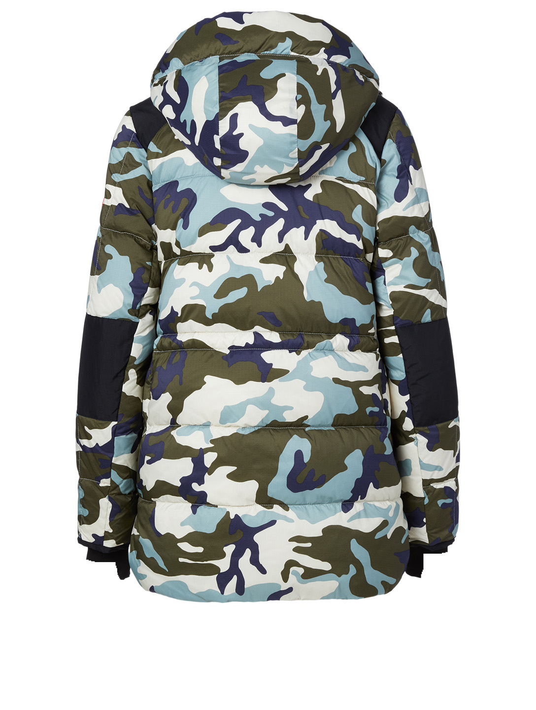 CANADA GOOSE Alliston Down Jacket In Camo Print Women's Multi