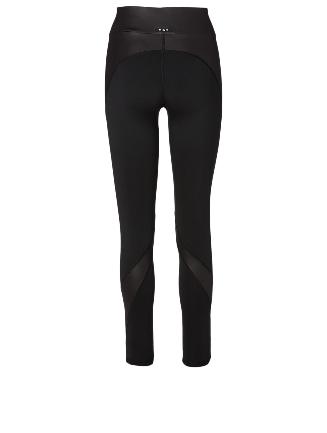 MICHI Stellar High-Waisted Leggings Women's Black