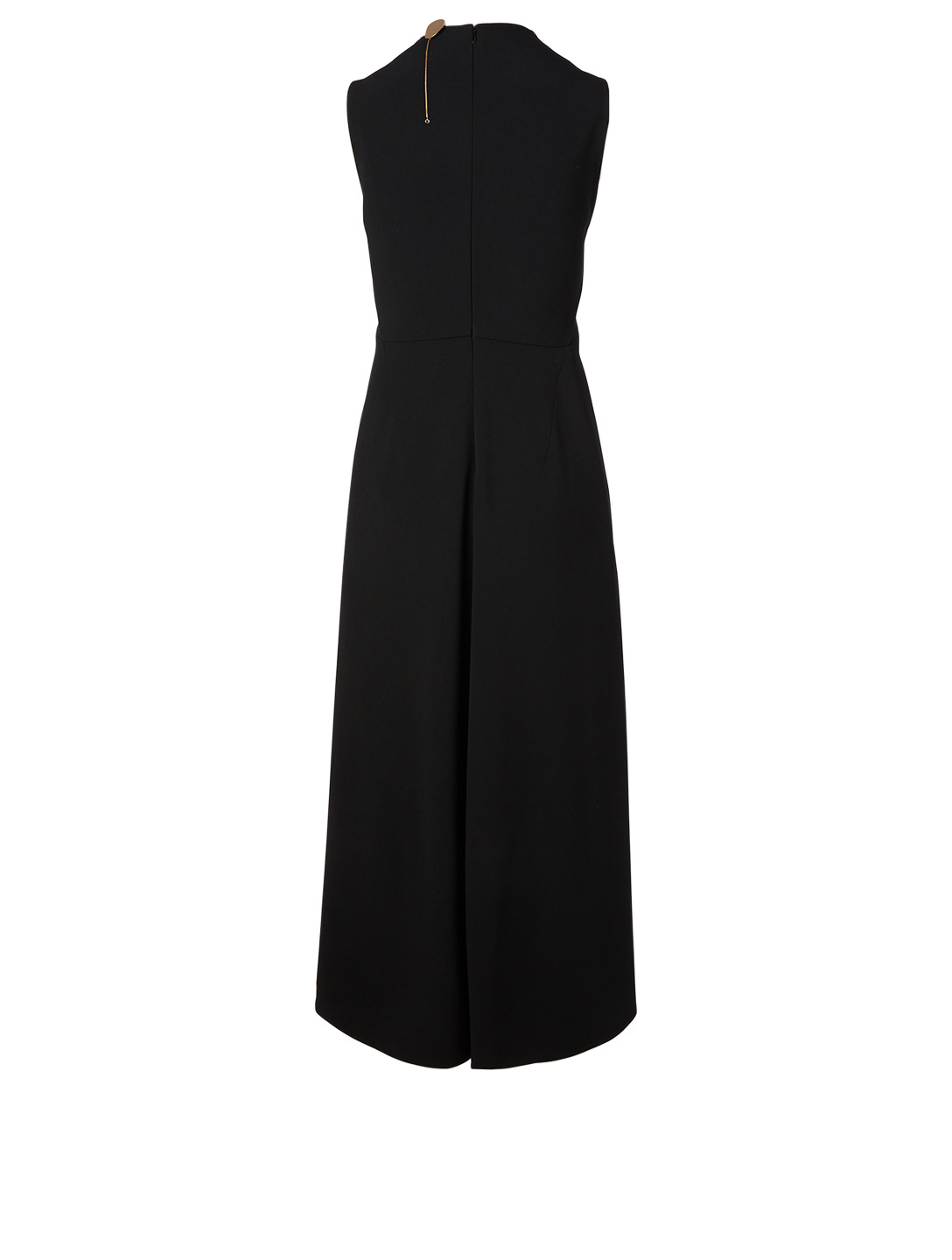 VICTORIA BECKHAM Sleeveless Midi Dress Women's Black