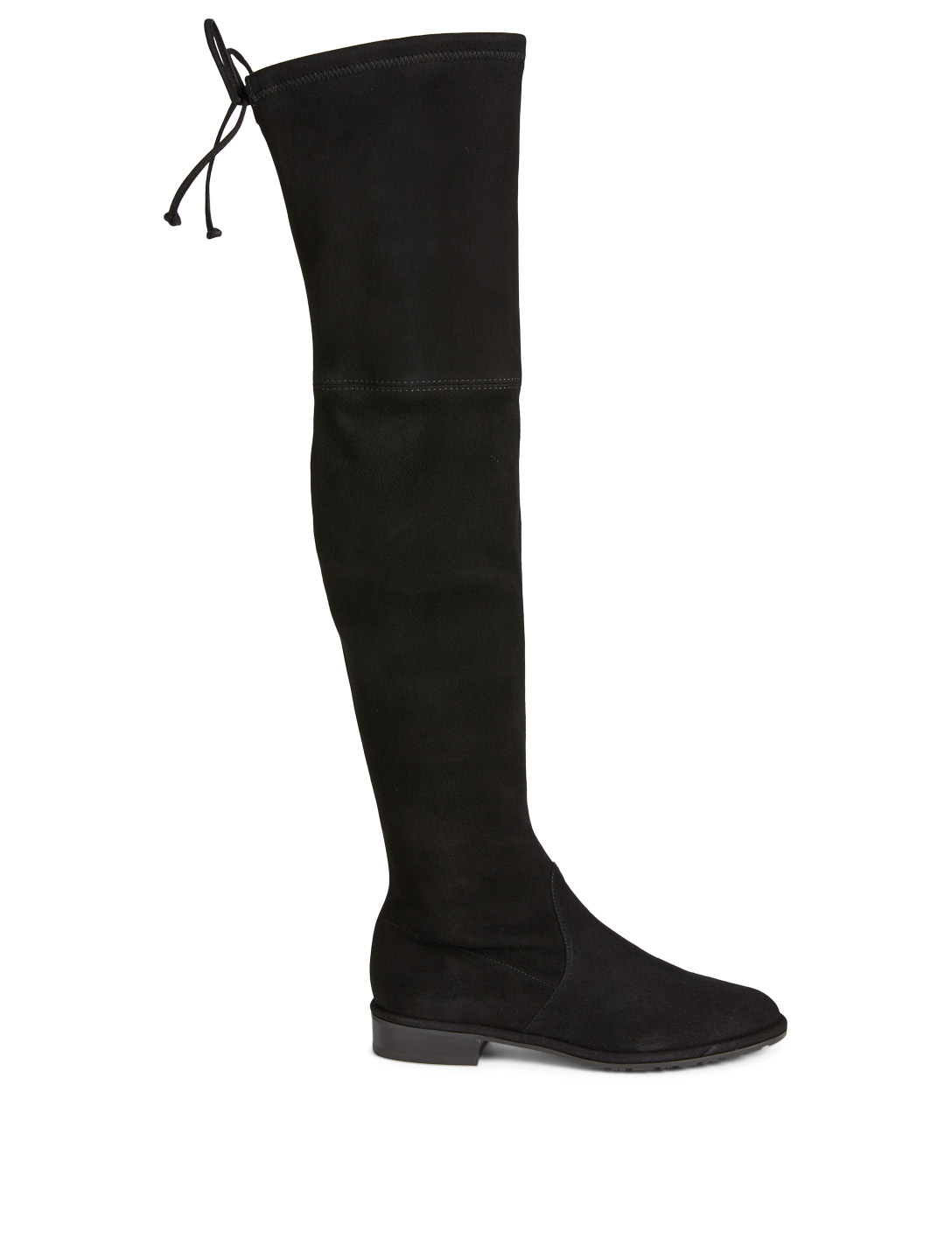 142cf0cb39ef STUART WEITZMAN. Lowland Suede Over-The-Knee Boots. $998. Item No 48837918.  Colour: Black