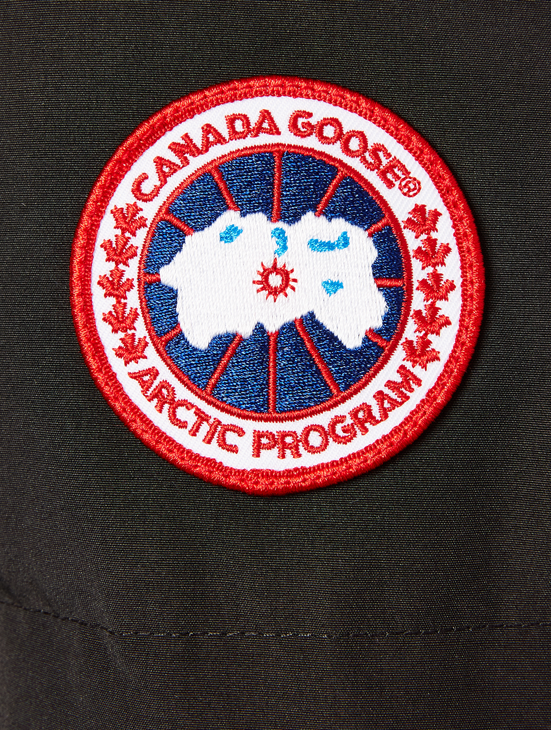 CANADA GOOSE Shelburne Down Parka With Fur Women's Black