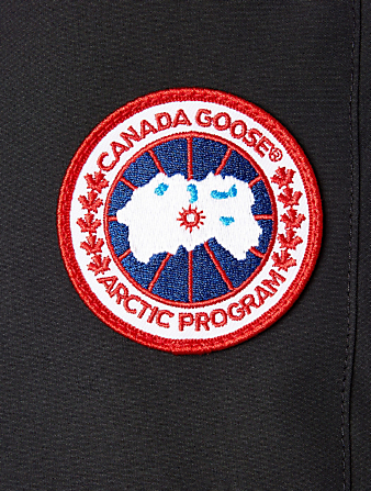 CANADA GOOSE Victoria Down Parka With Fur Hood Women's Blue