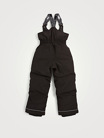 CANADA GOOSE Youth Wolverine Down Pants Kids Black