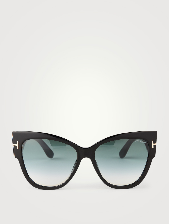 fb1880740967c TOM FORD Anoushka Cat Eye Sunglasses
