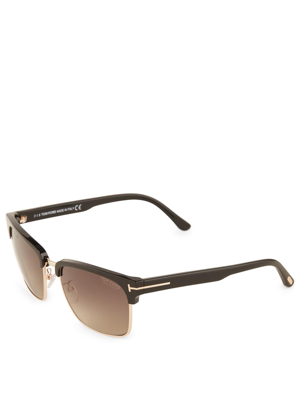 e378aaaee7 ... TOM FORD River Square Sunglasses Men s Black