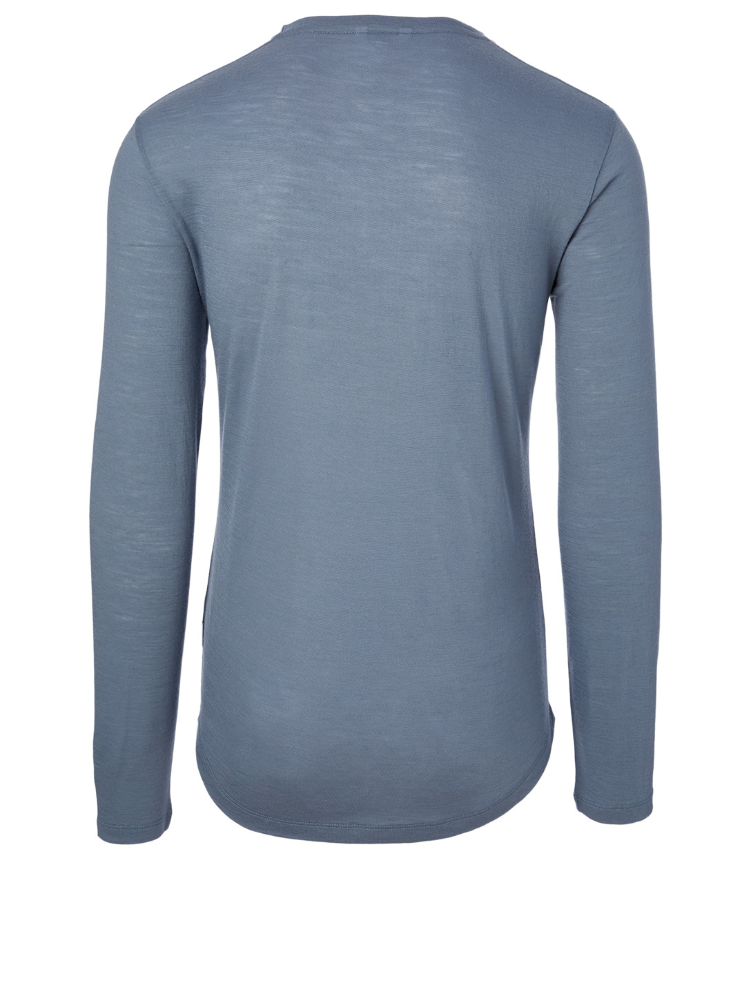 ORLEBAR BROWN OB-T Merino Long-Sleeve T-Shirt Men's Grey