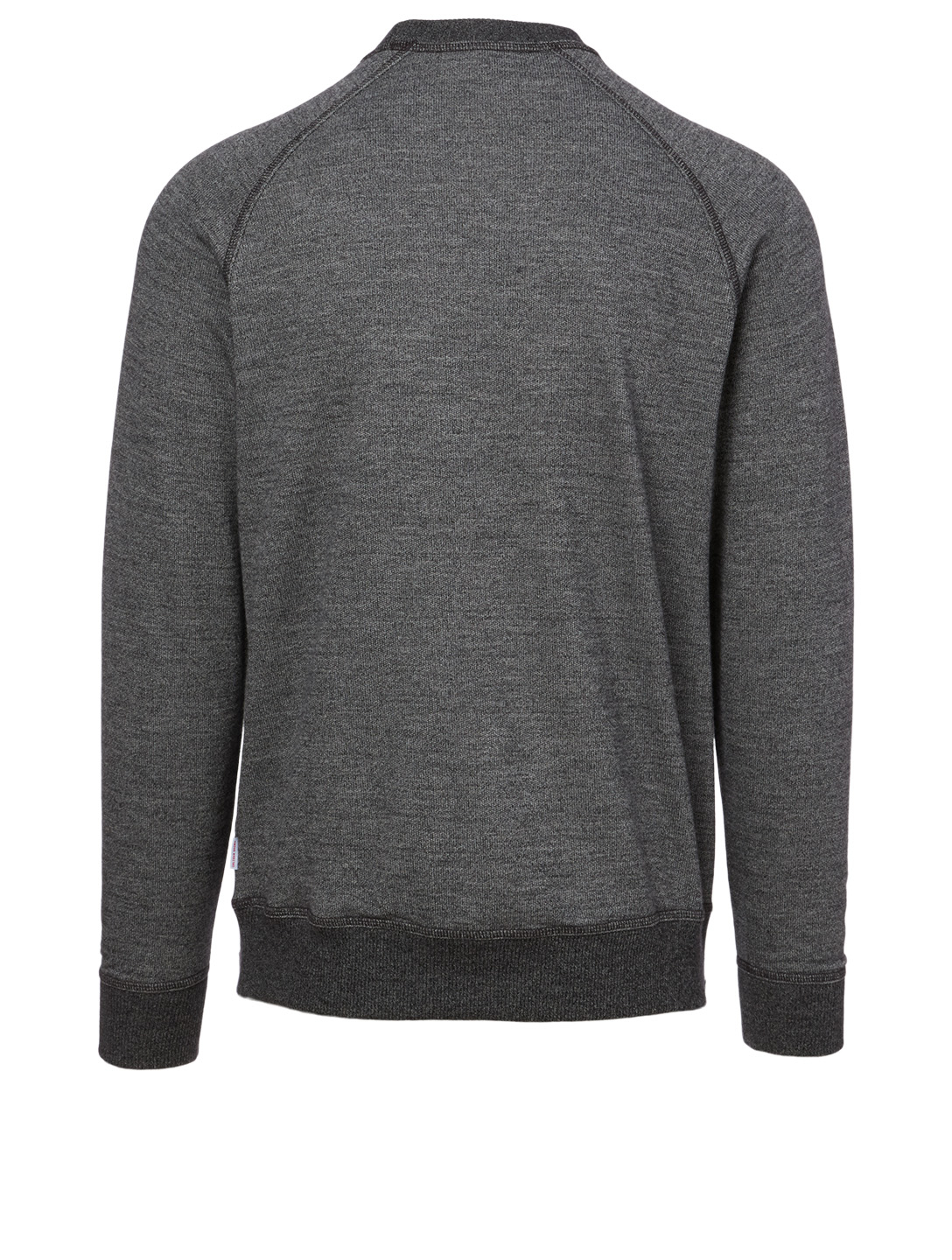 ORLEBAR BROWN Bryan Cotton And Wool Sweatshirt Men's Grey