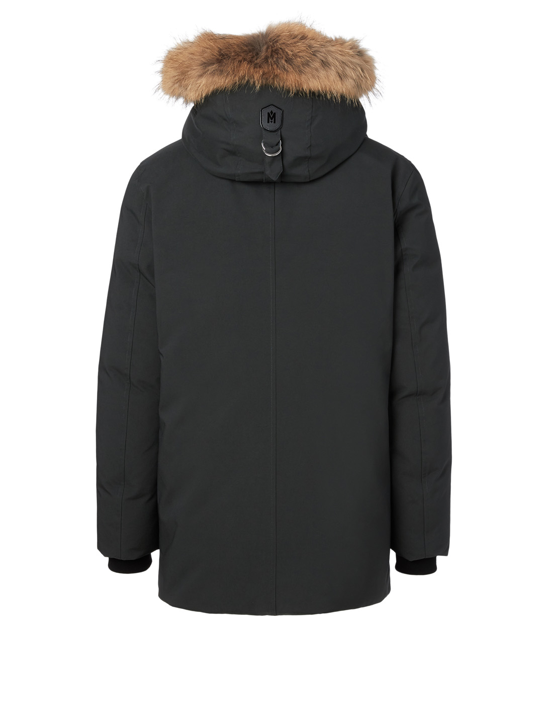 MACKAGE Edward Down Coat With Fur Hood Men's Green