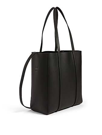 BALENCIAGA Extra Small Everyday Leather Tote Bag Women's Black