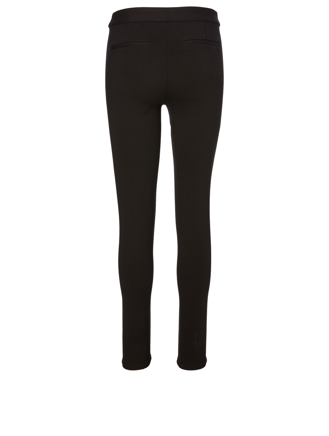 PAIGE Tezza Slim-Fit Pants Women's Black