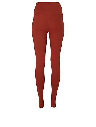 GIRLFRIEND COLLECTIVE Compressive High-Rise Legging H Project Red