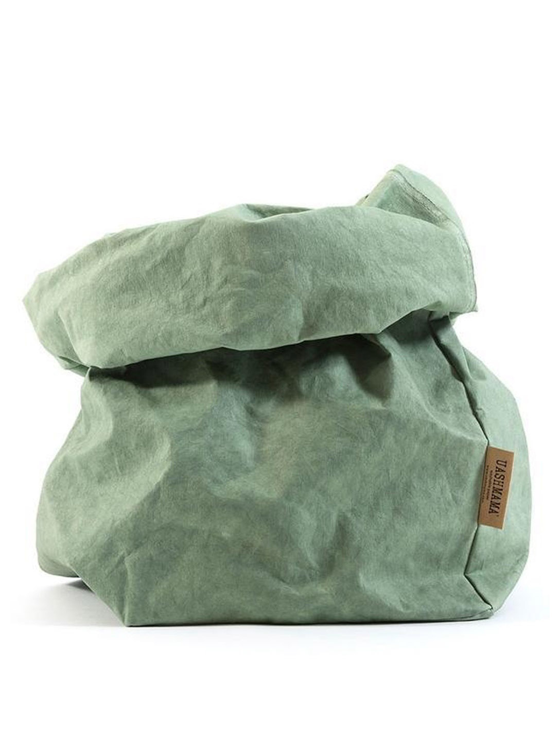 UASHMAMA XX Large Paper Bag H Project Green