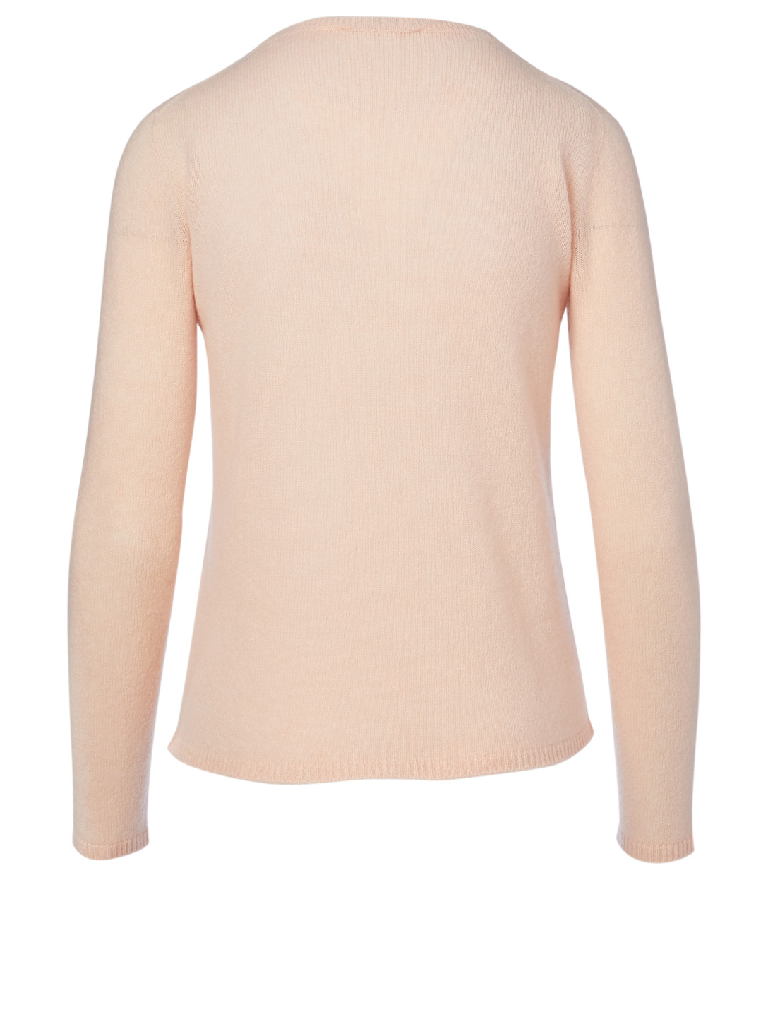 MAX MARA Zeno Cashmere And Silk Sweater Women's Pink