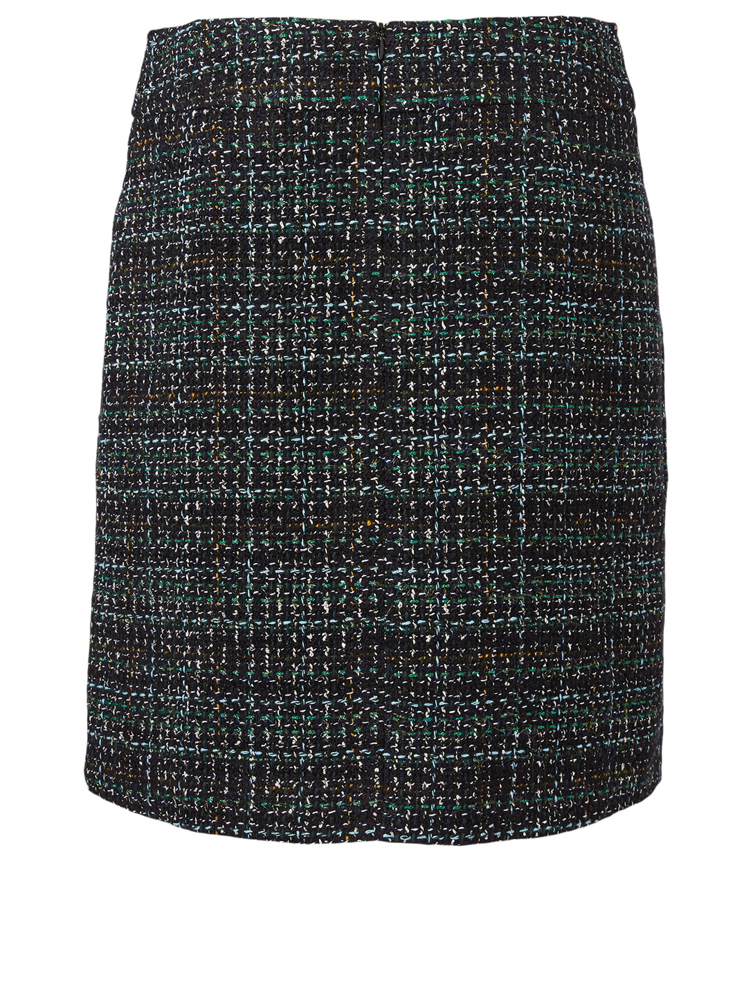 AKRIS PUNTO Tweed Skirt Women's Black