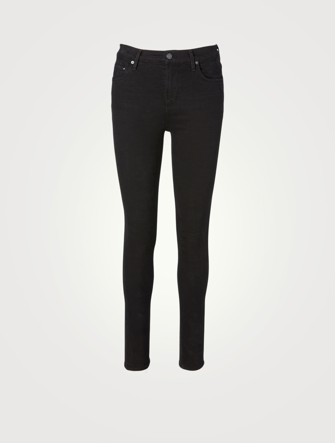 CITIZENS OF HUMANITY Rocket Skinny Jeans Women's Black