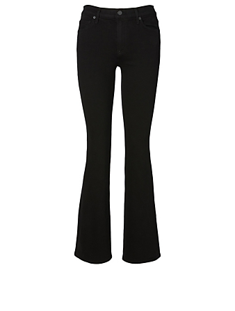 CITIZENS OF HUMANITY Emannuelle Bootcut Jeans Women's Black