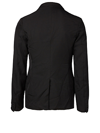 JUNYA WATANABE Long-Sleeve Jacket Men's Black