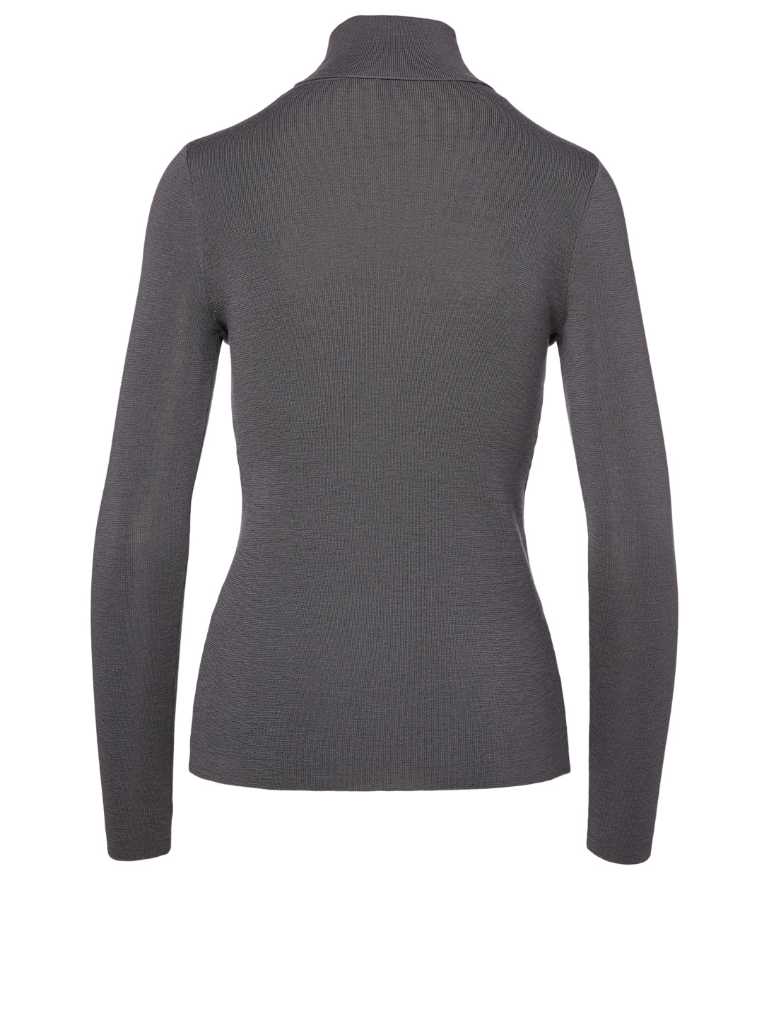 TOTÊME Navais Wool Turtleneck Sweater Women's Grey