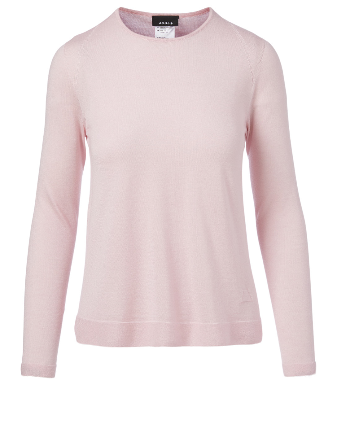 AKRIS Cashmere And Silk Sweater Women's Pink