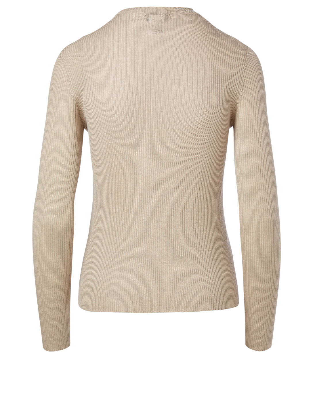 AKRIS Cashmere And Silk Sweater Women's Beige