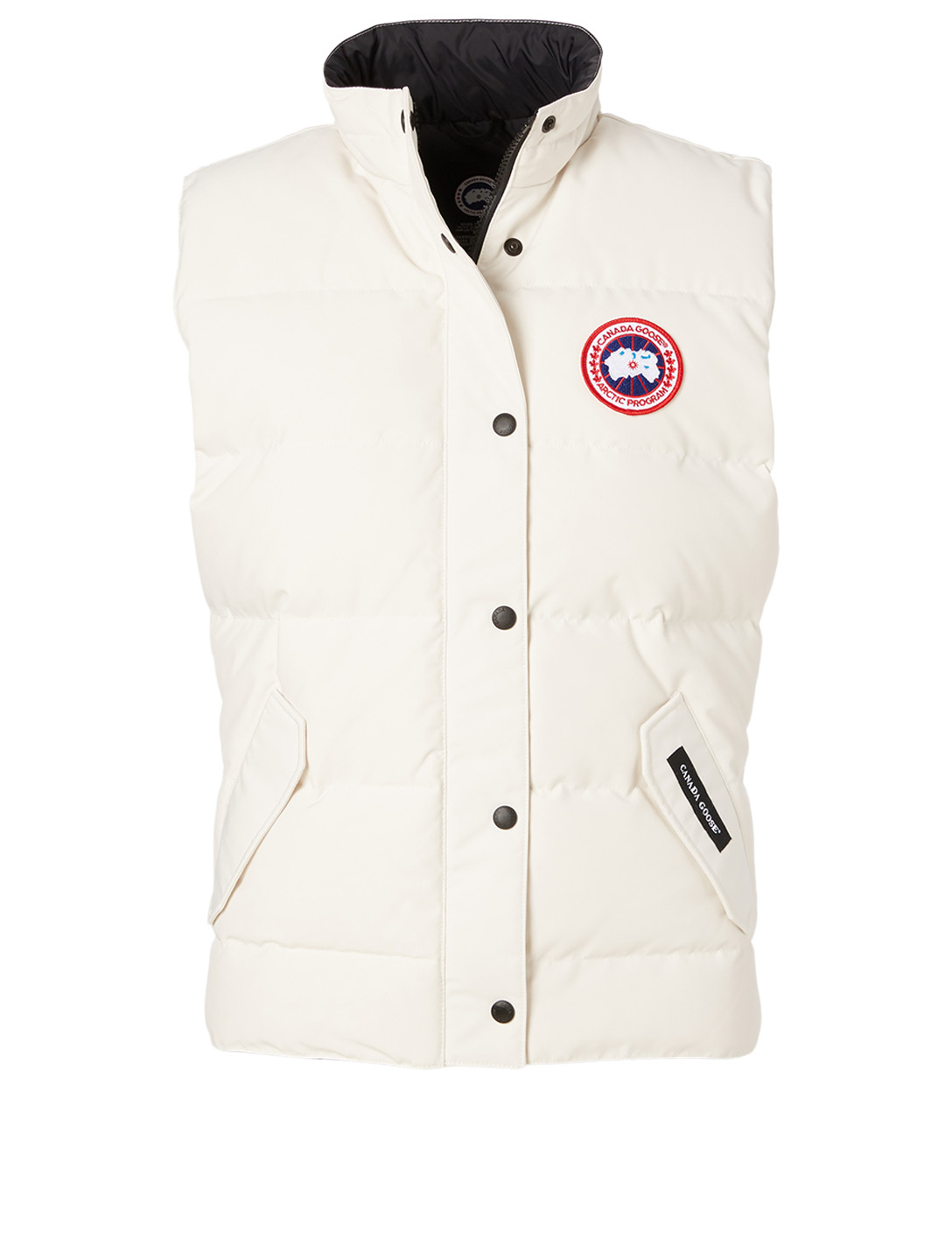CANADA GOOSE Freestyle Down Puffer Vest Women's White