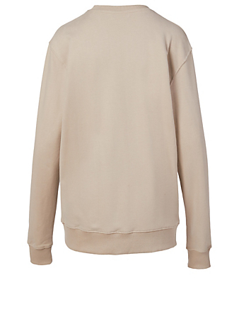 KOTN Egyptian Cotton Terry Essential Sweatshirt H Project Beige