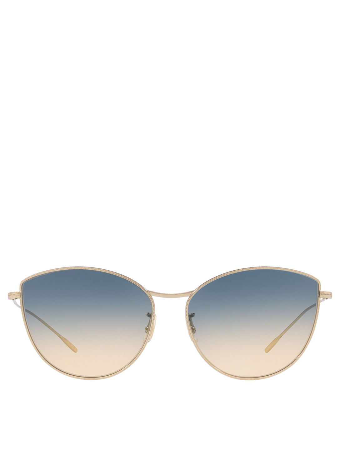 OLIVER PEOPLES Rayette Cat-Eye Sunglasses Women's Metallic