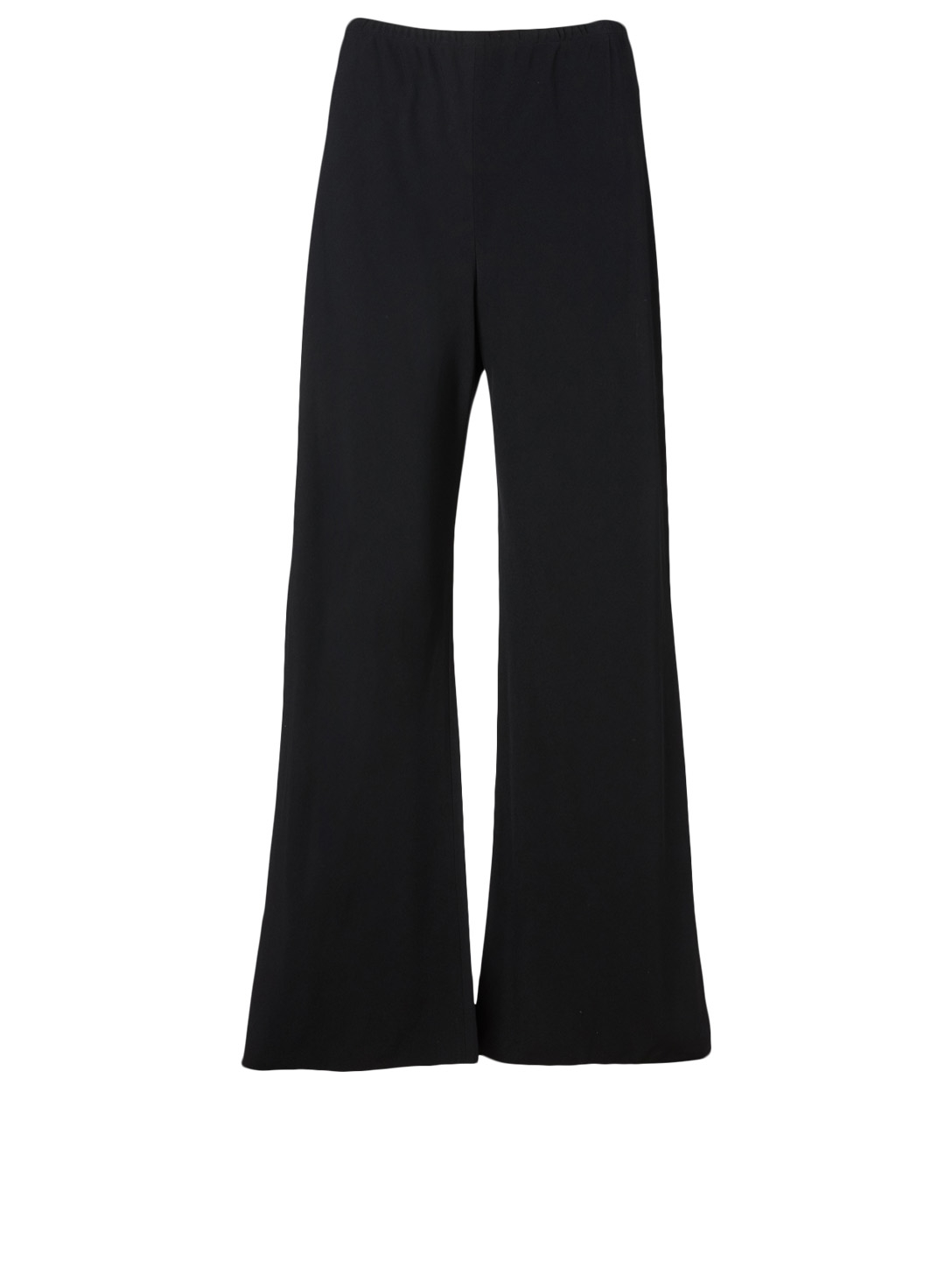 THE ROW Gala Wide-Leg Pants Women's Black