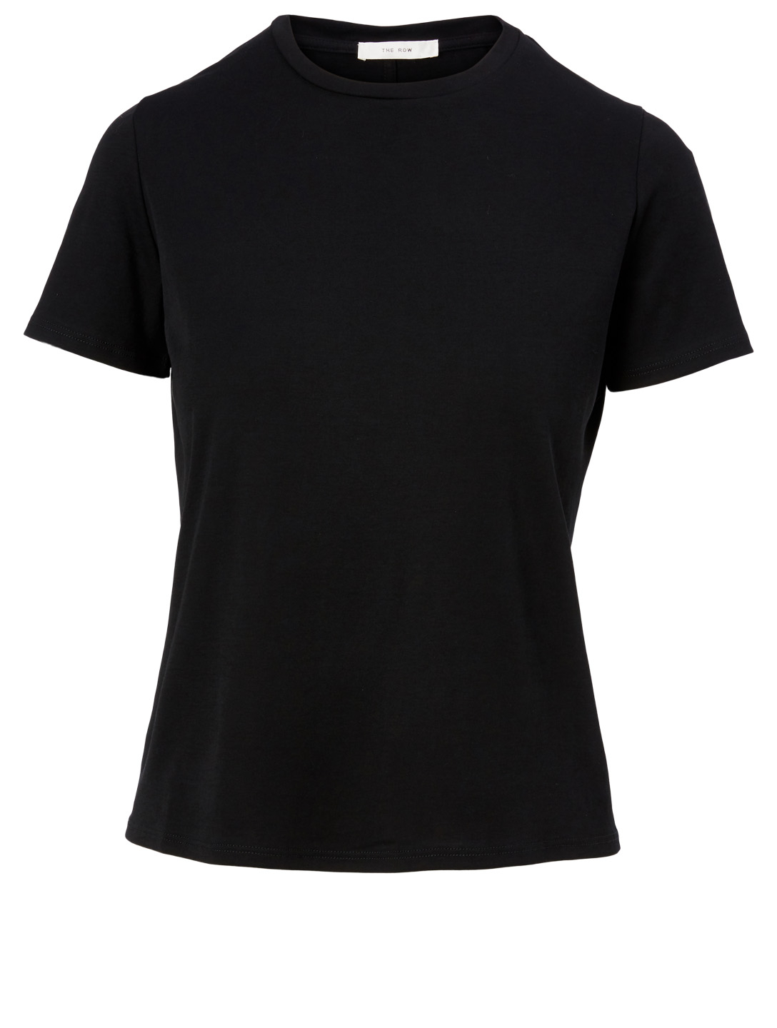 THE ROW Wesler Cotton T-Shirt Women's Black