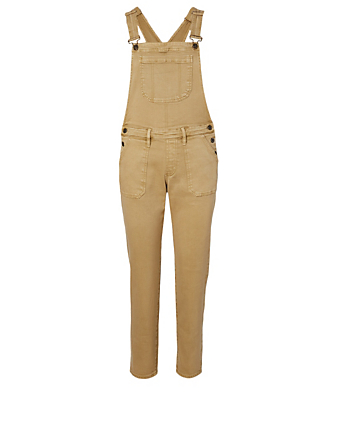 OUTLAND DENIM Georgia Denim Overall H Project Green